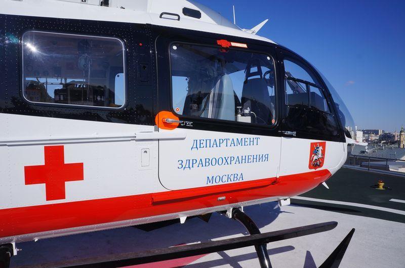 Московская скорая помощь