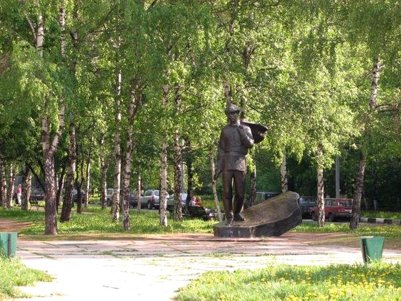 Есенинский бульвар