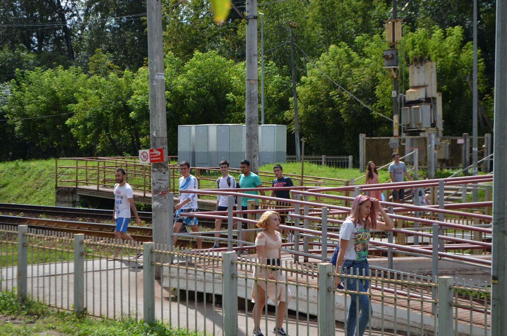 Погиб ребенок на станции «Дегунино»