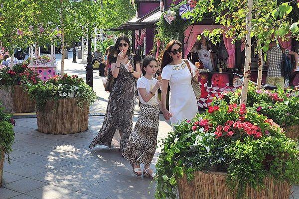 Фестиваль «Цветочный джем»
