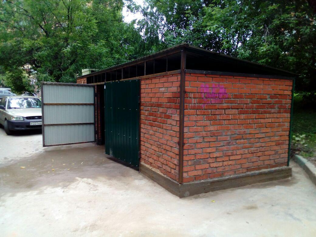 Реконструкция контейнерных площадок в районе Соколиная гора завершена