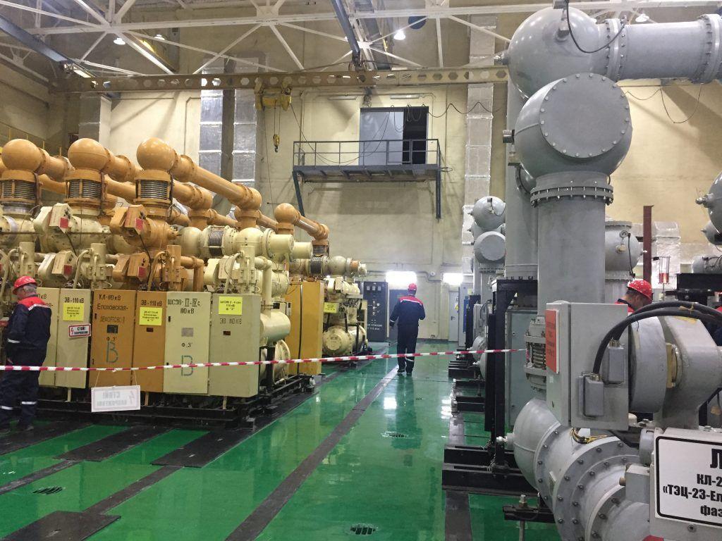Новые экологические программы Москвы
