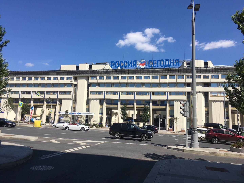 Благоустройство Зубовского бульвара