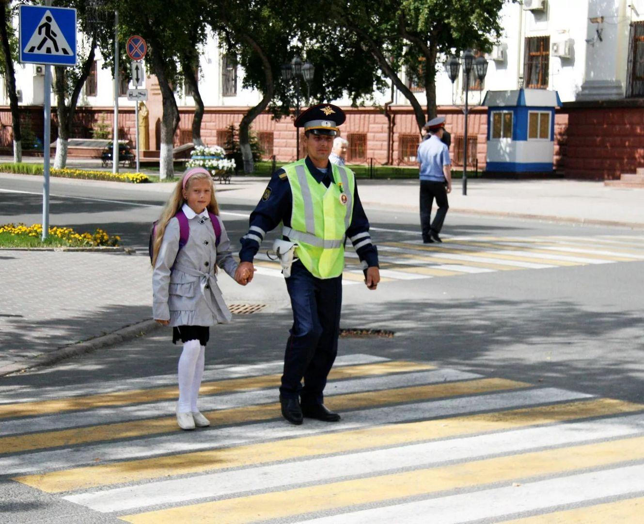 Безопасная дорога в школу