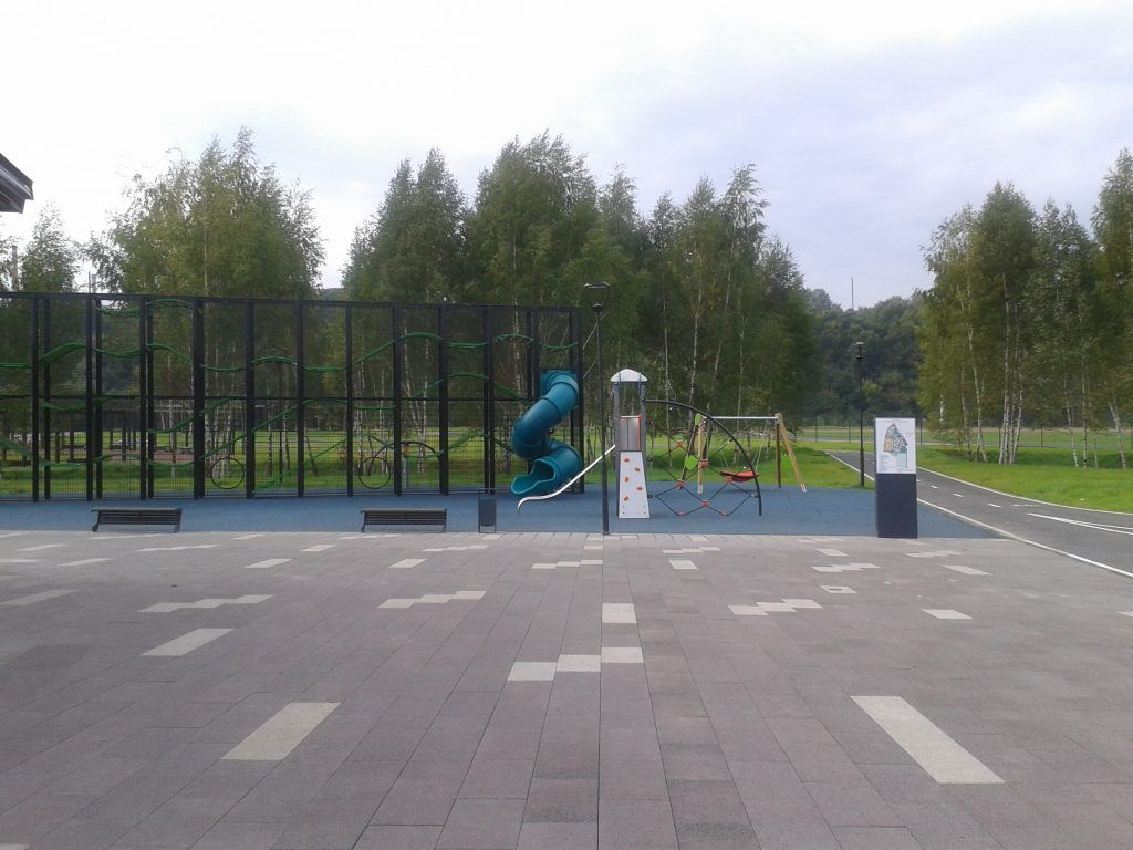 Парк в Печатниках
