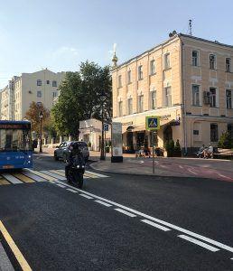 Автобусы поедут по Синявской улице