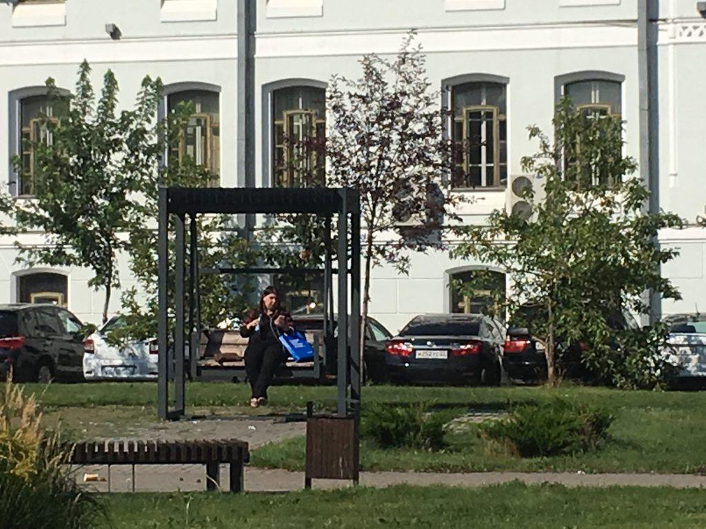 Памятник Даниле Московскому