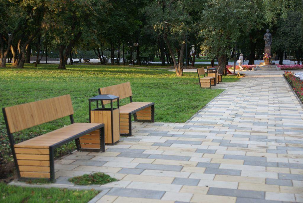 парк Федорова