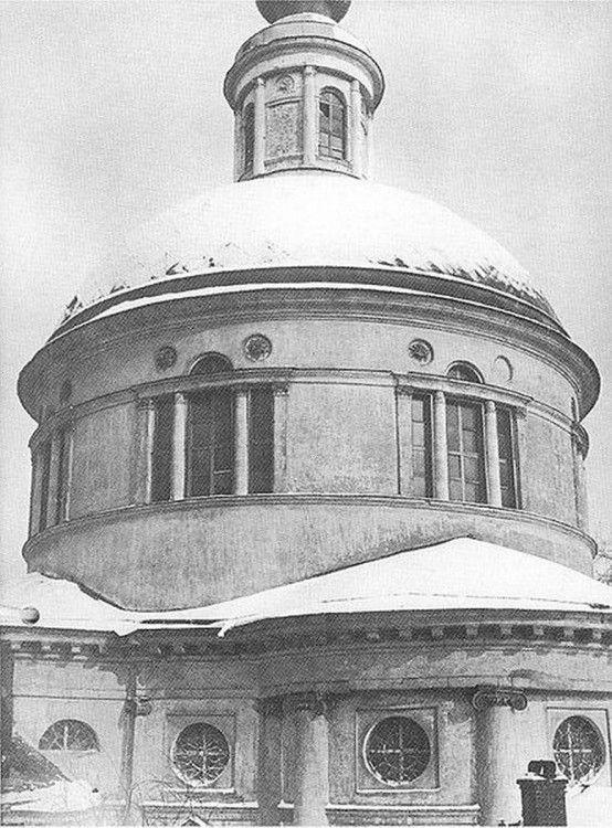 Храм Спаса Преображения в Глинищах