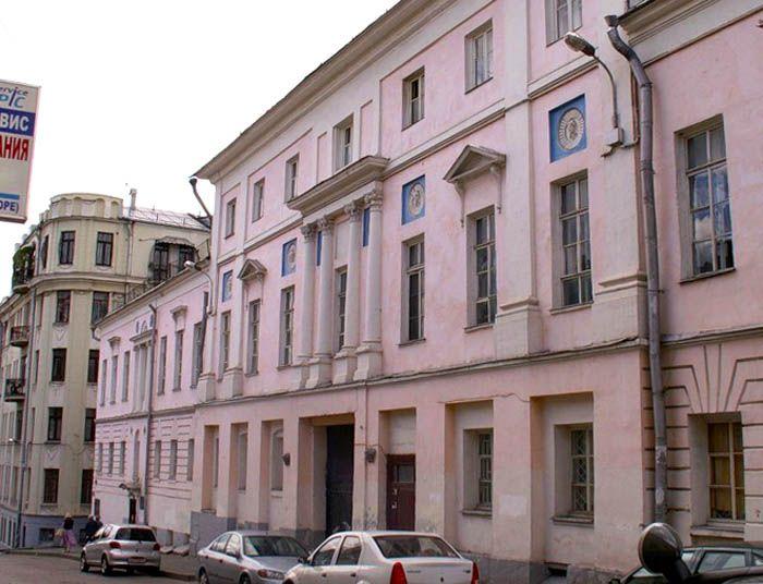 Дом купца Уварова 2009 год