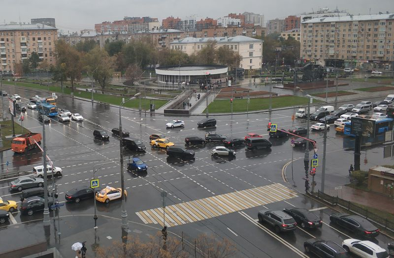 """станция метро """"Улица 1905 года"""""""