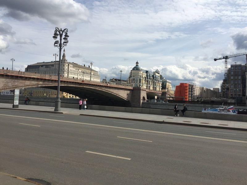 Большой Москворецкий моста