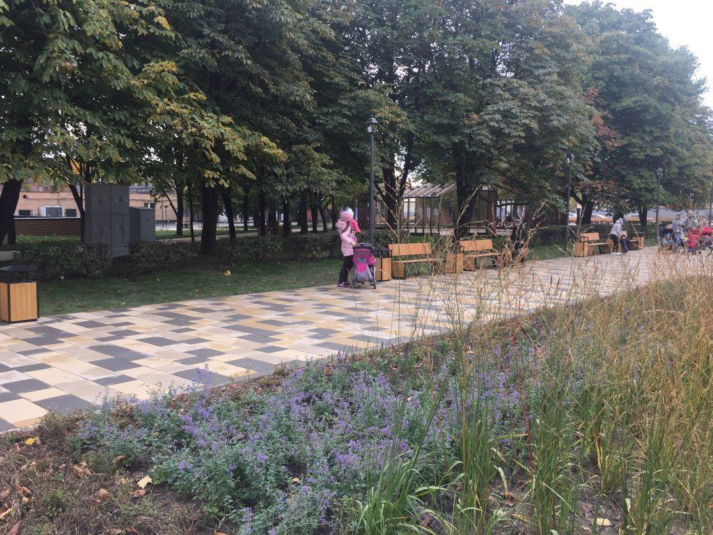 Парк имени Святослава Федорова