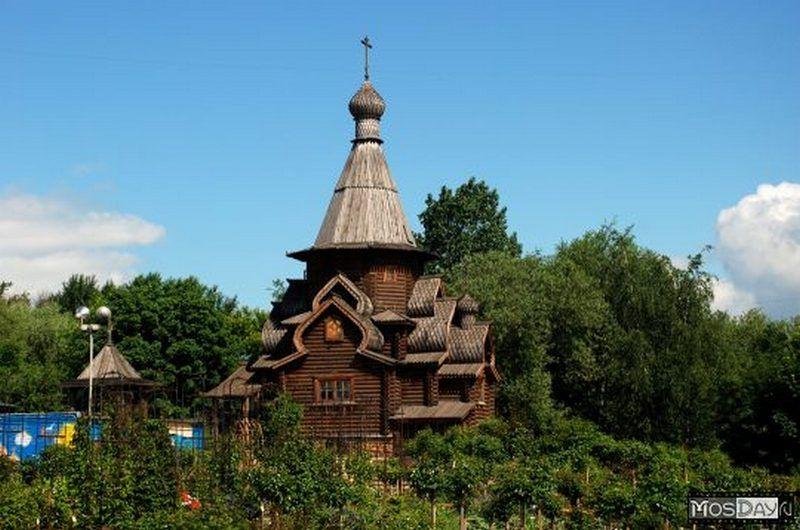 храм в Северном Медведкове