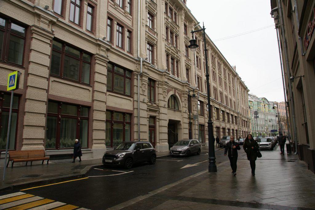 Большой Златоустинский переулок