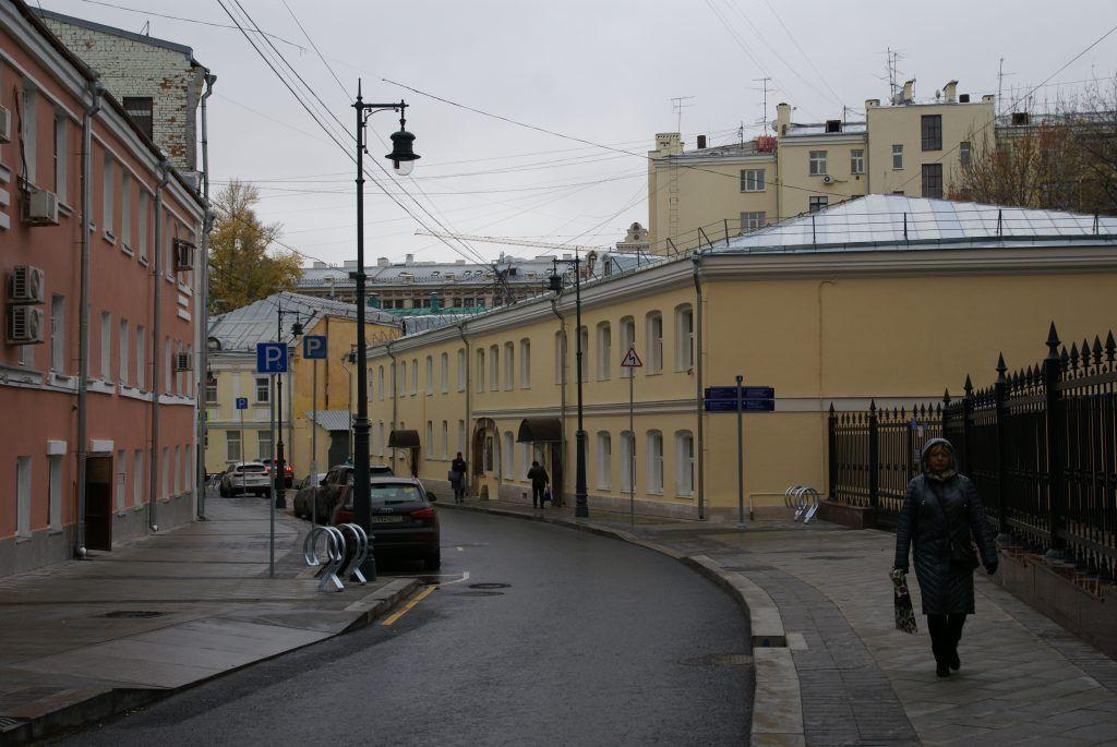 Малый Златоустинский переулок