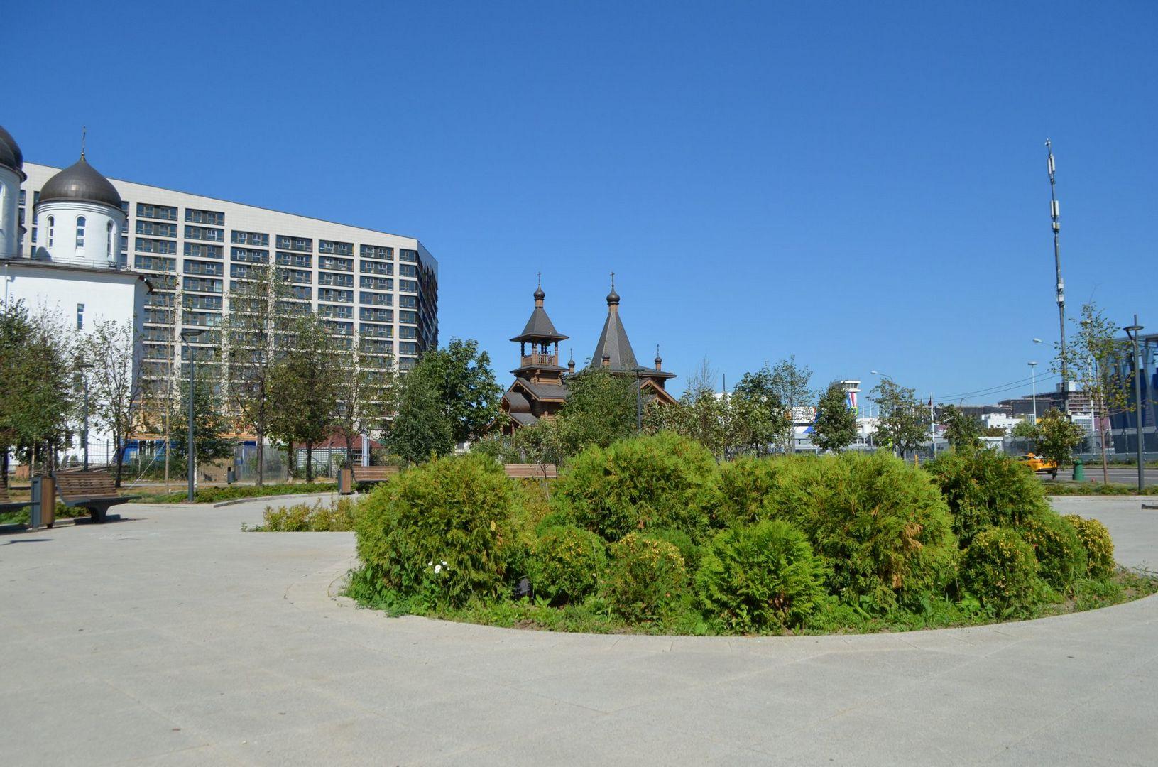"""парк """"Ходынское поле"""""""