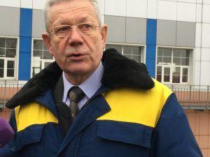 Директор Рублевской станции водоподготовки С.А.Фомичев