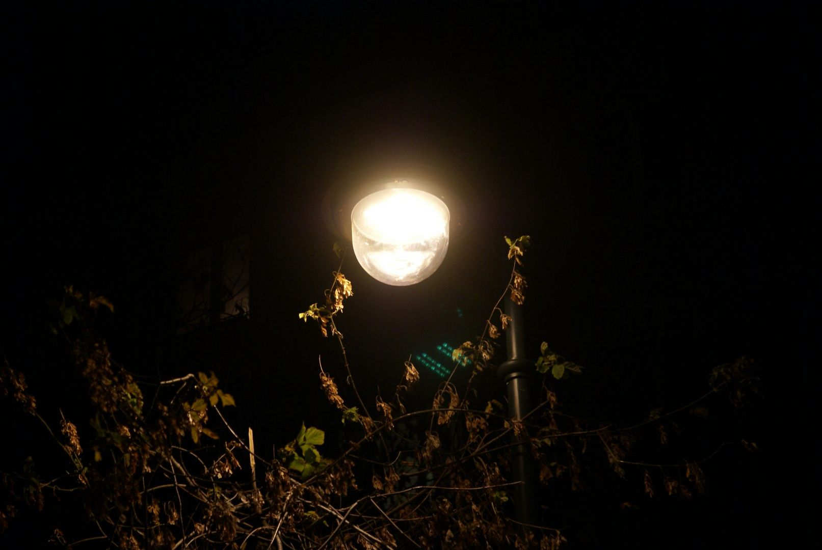 Новые фонари Петроверигского переулка