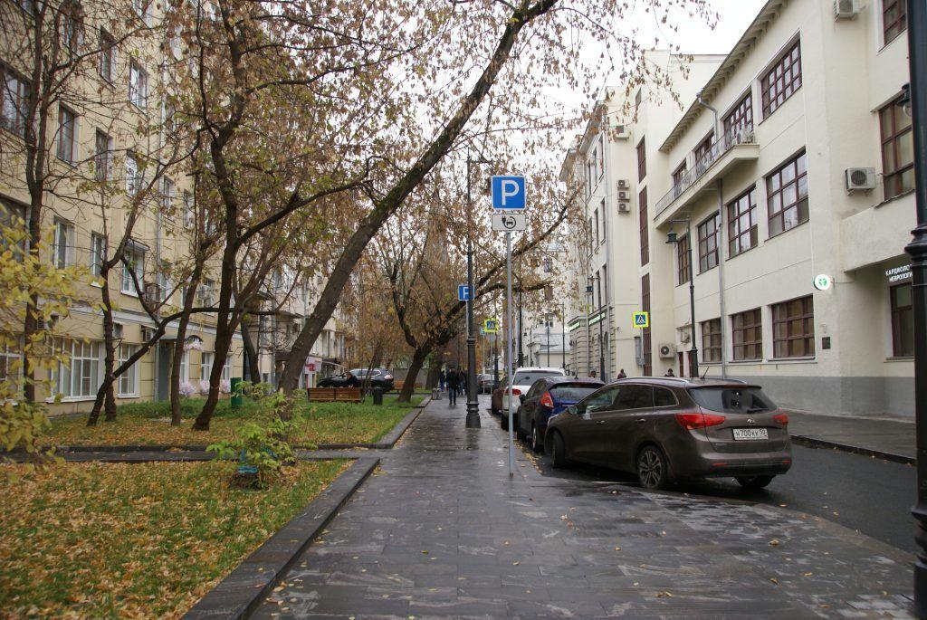 Петроверигский переулок