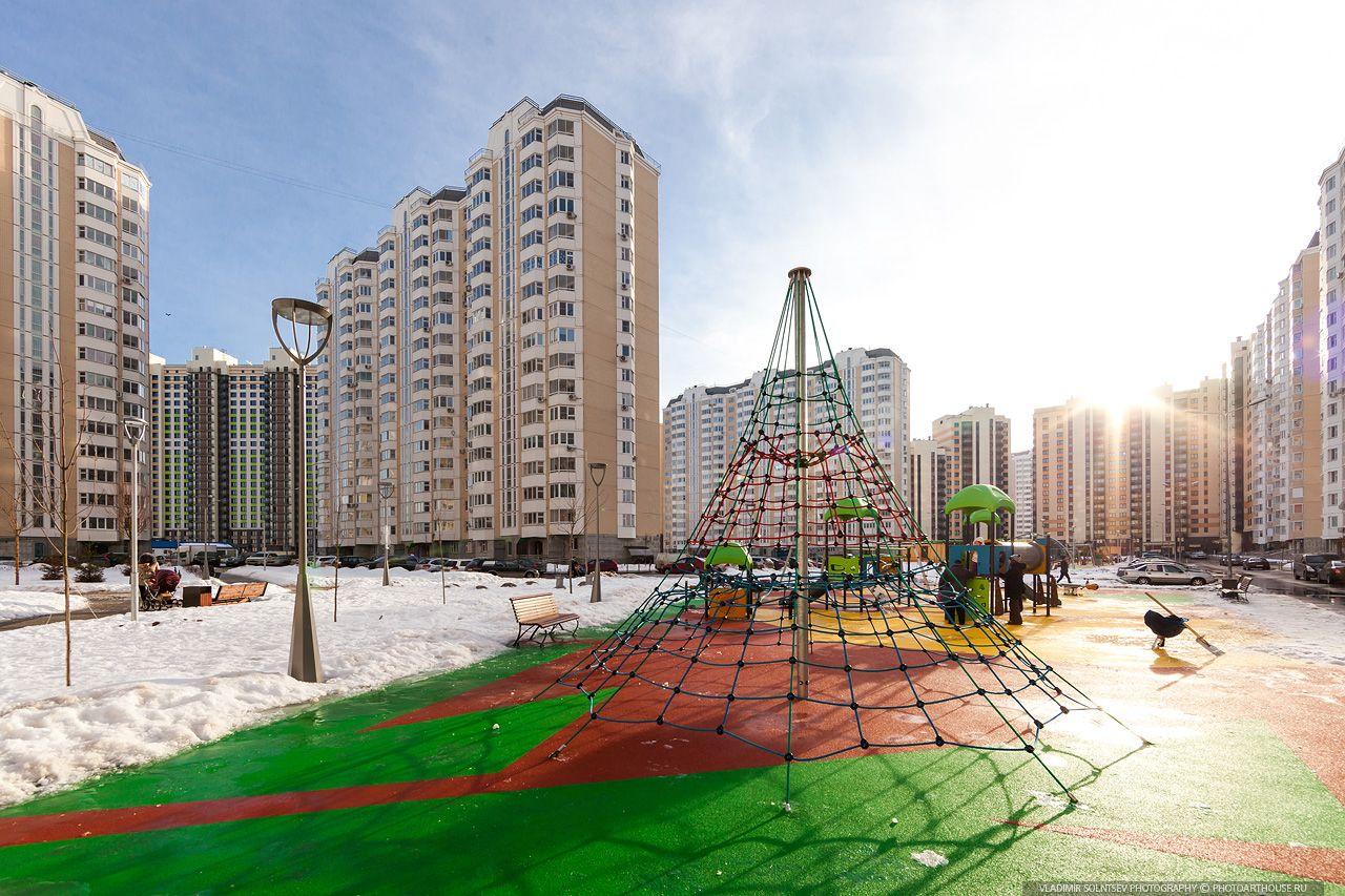 Город-парк Переделкино