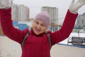 Актриса Антонина Толстова