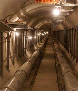 коллекторный тоннель