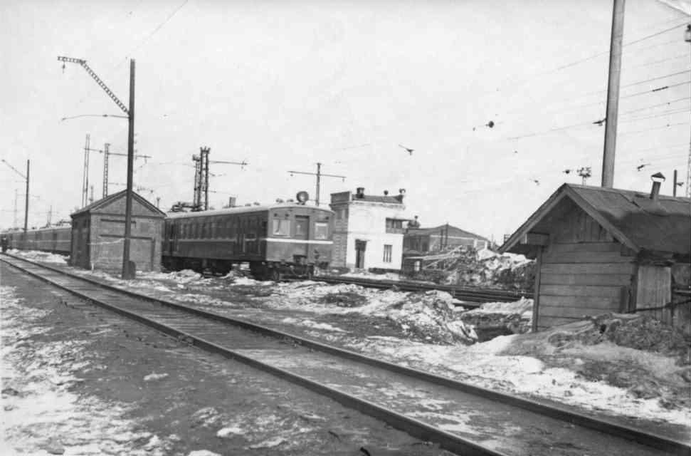 станция Лосиноостровская