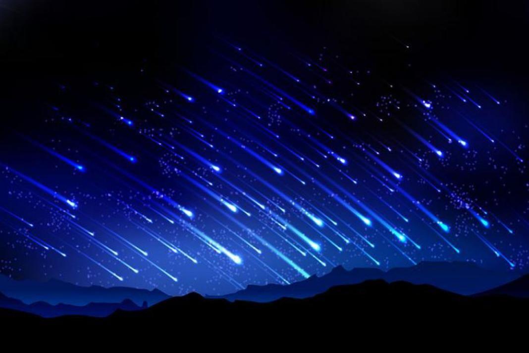звездопад и парад планет