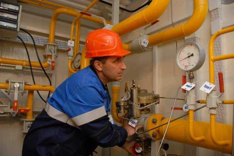 обновленная система газоснабжения