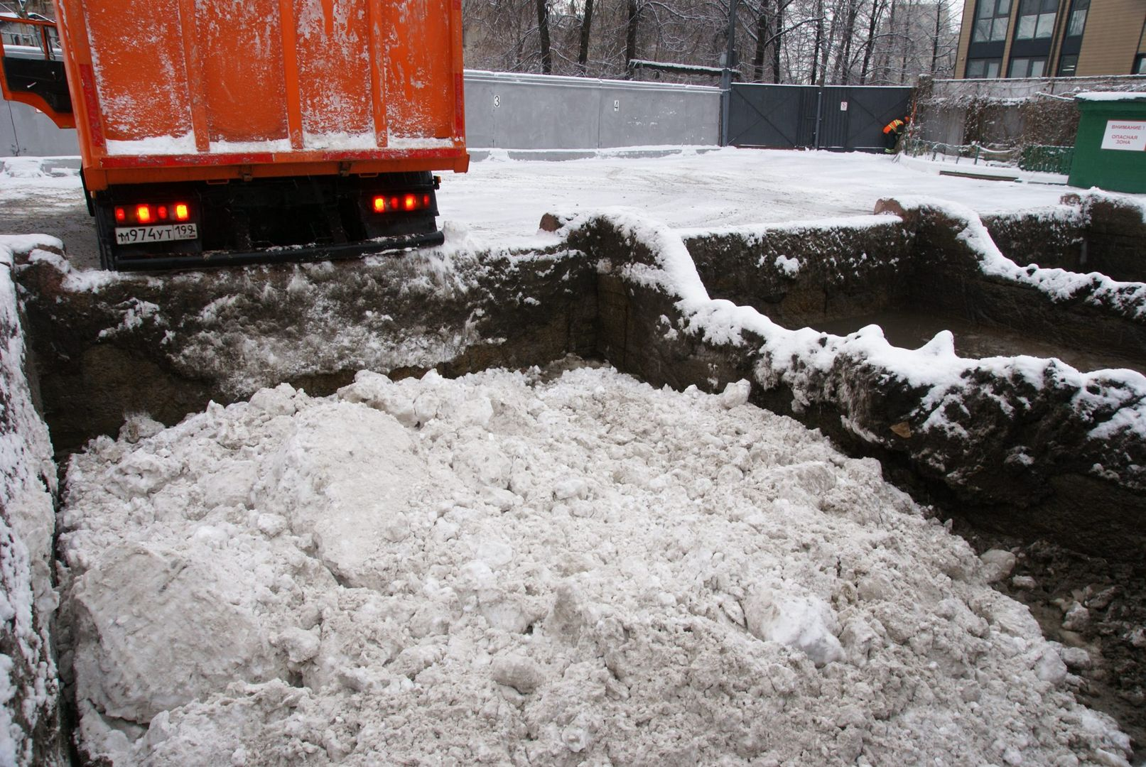 снегосплавы