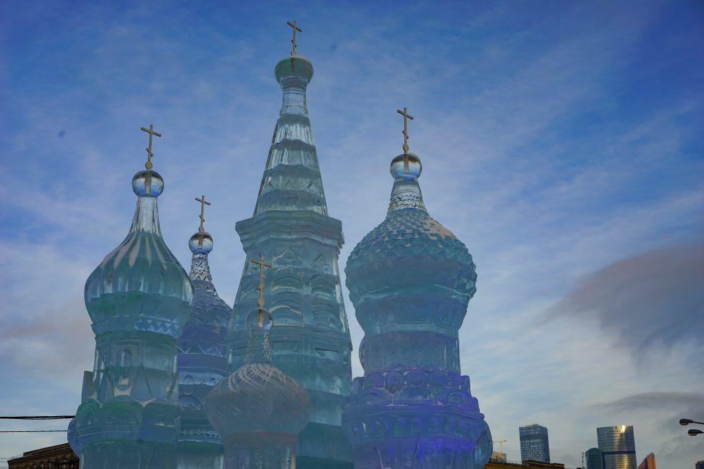Ледовая Москва