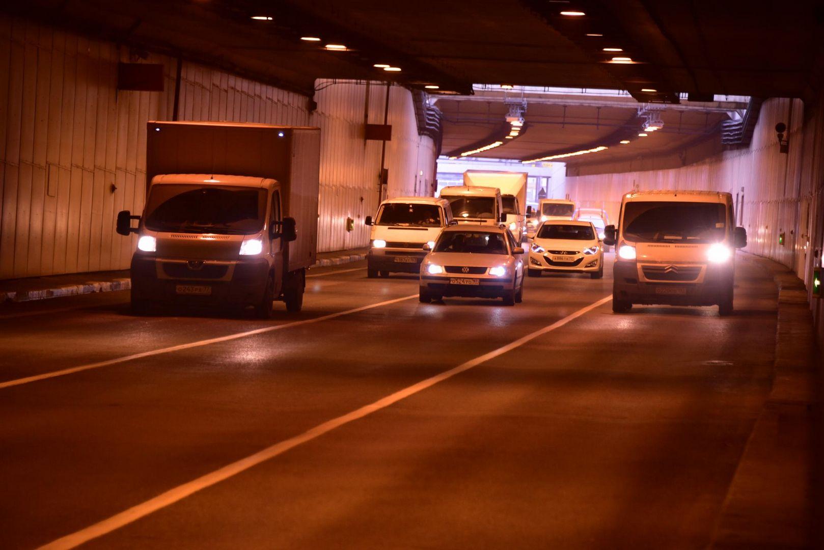 столичные тоннели