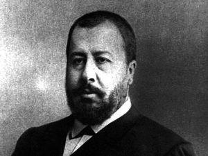 Городской голова Н. А .Алексеев