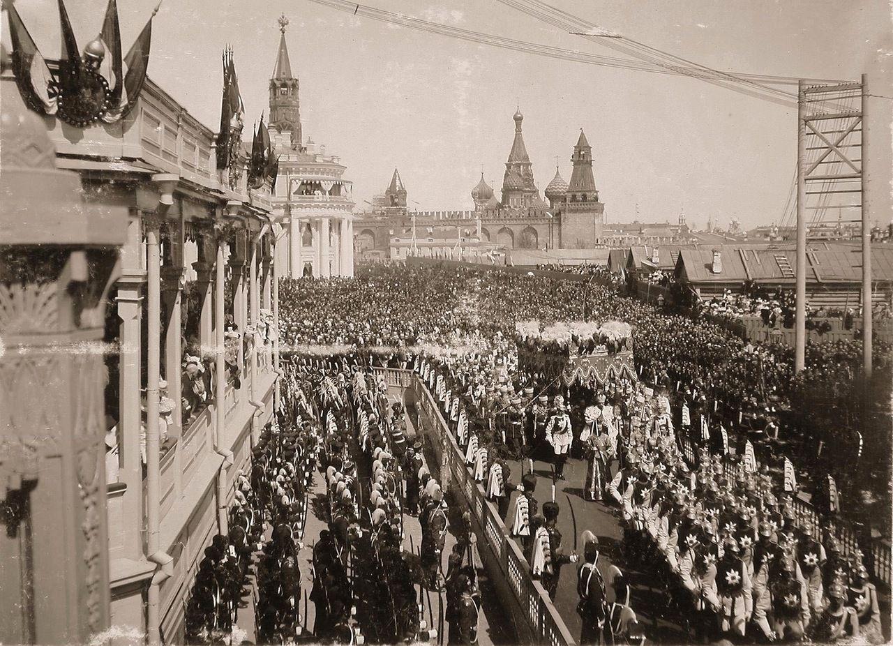 улицы и здания Москвы