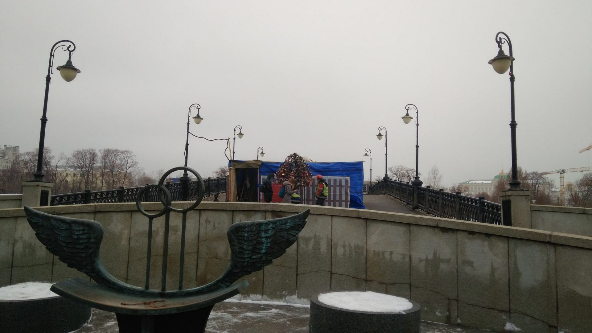 Третьяковский мост