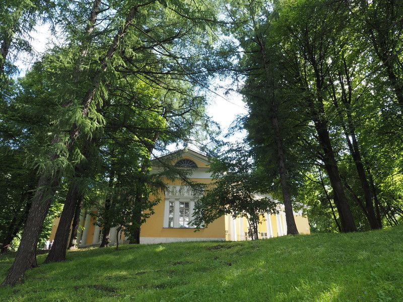 Музей-усадьба «Люблино»