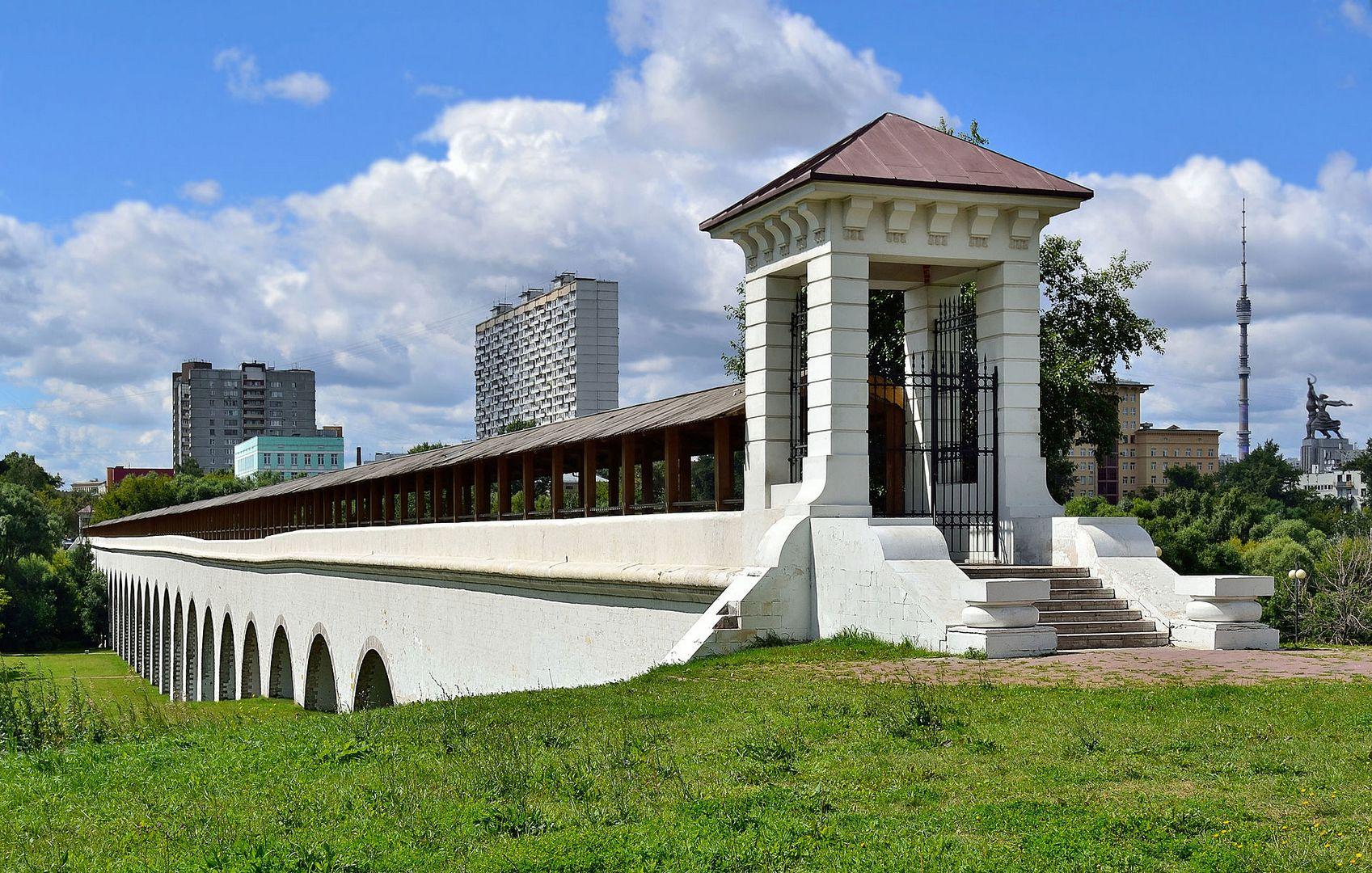 Акведук на Яузе