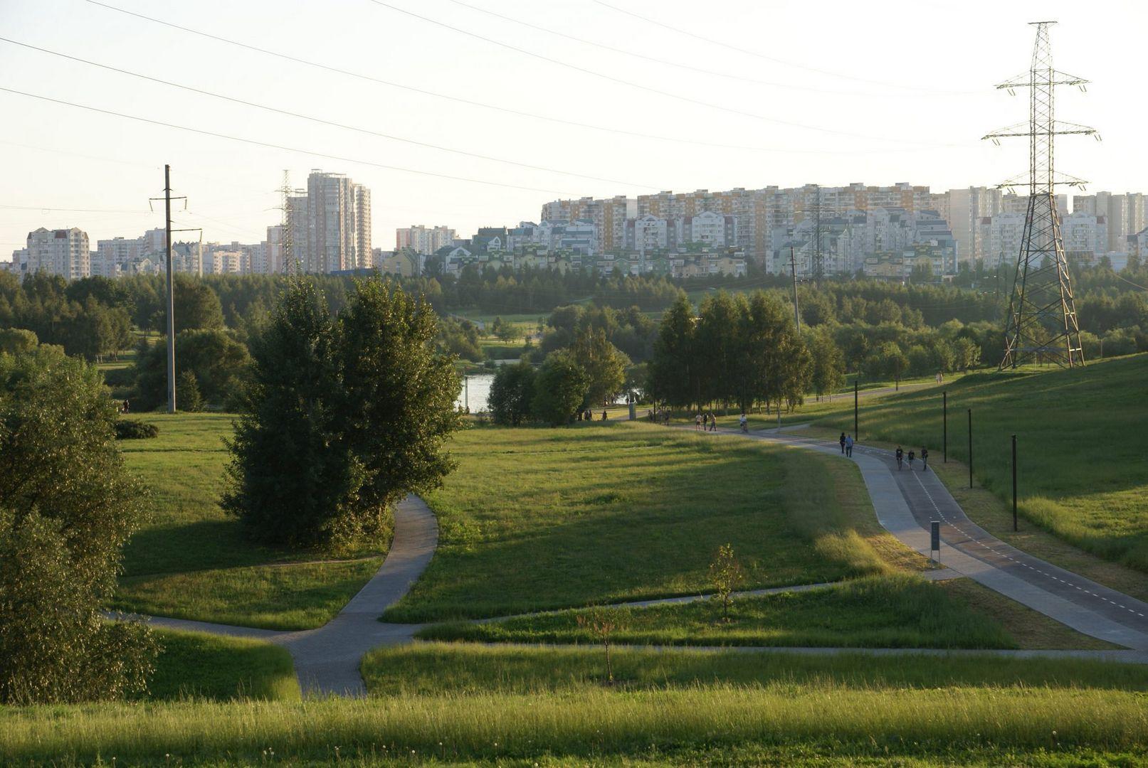 парк Митино