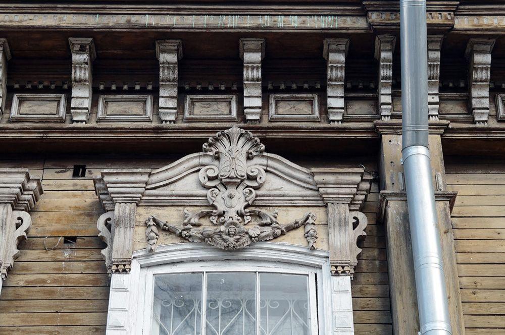 Дом купца Егорова