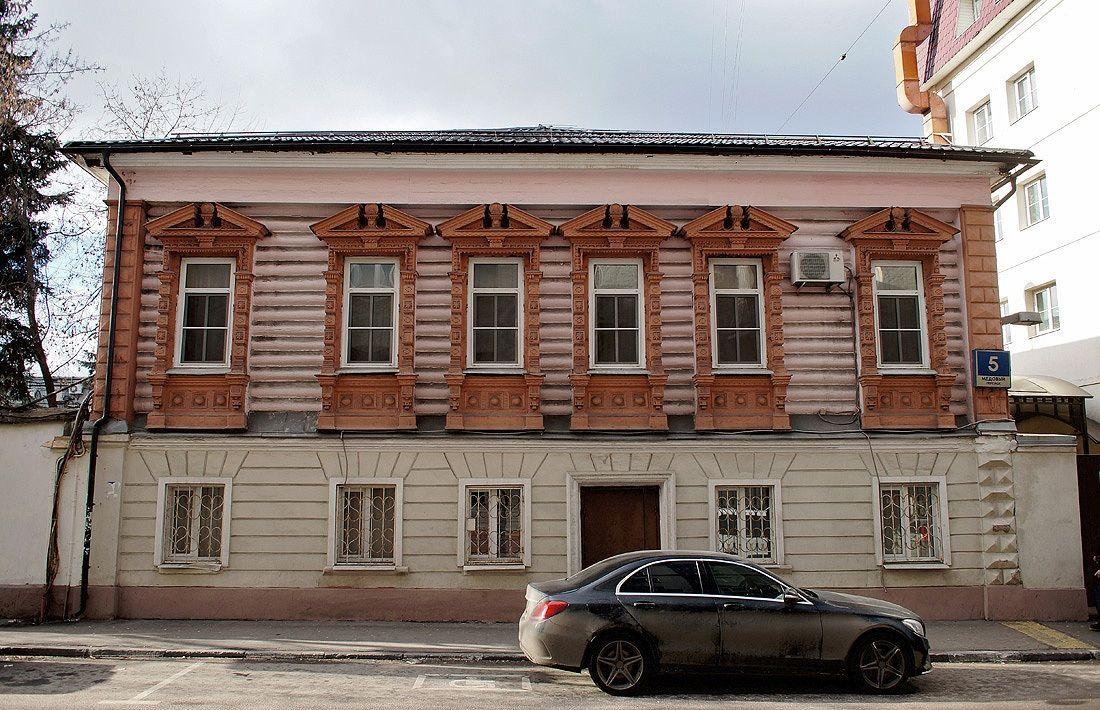 Дом купцов Кудряшовых