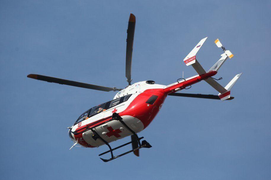Воздушные спасатели МАЦ