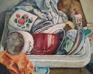 Поэзия быта выставка художника Анны Ягужинской