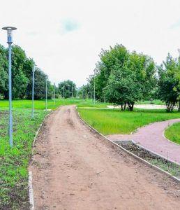 Капотня, новый парк