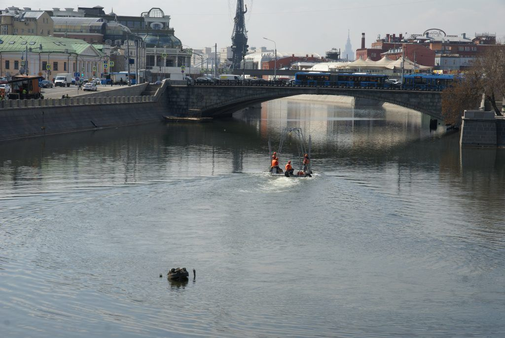 плавающие фонтаны