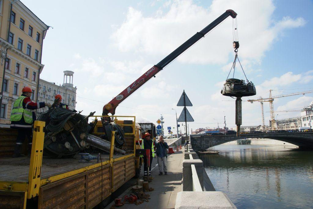 установка плавающих фонтанов монтаж оборудование