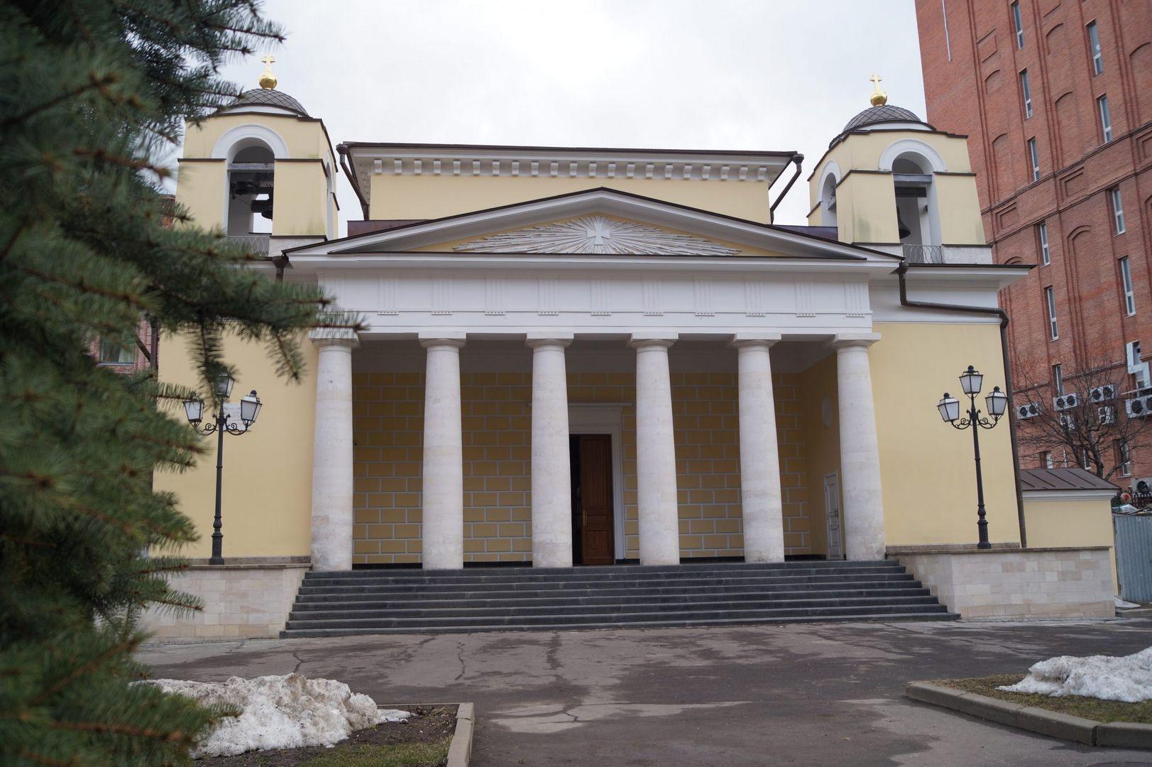Храм Святого Людовика Французского