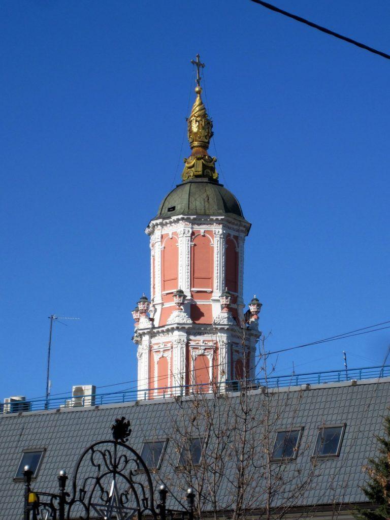 Башня Меншикова