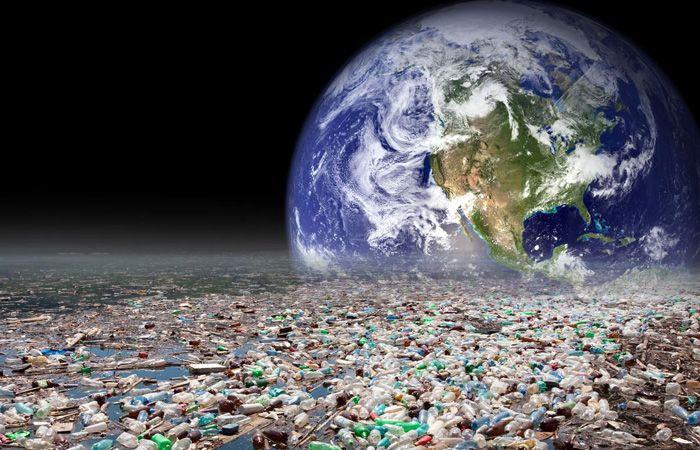 космос и мусор