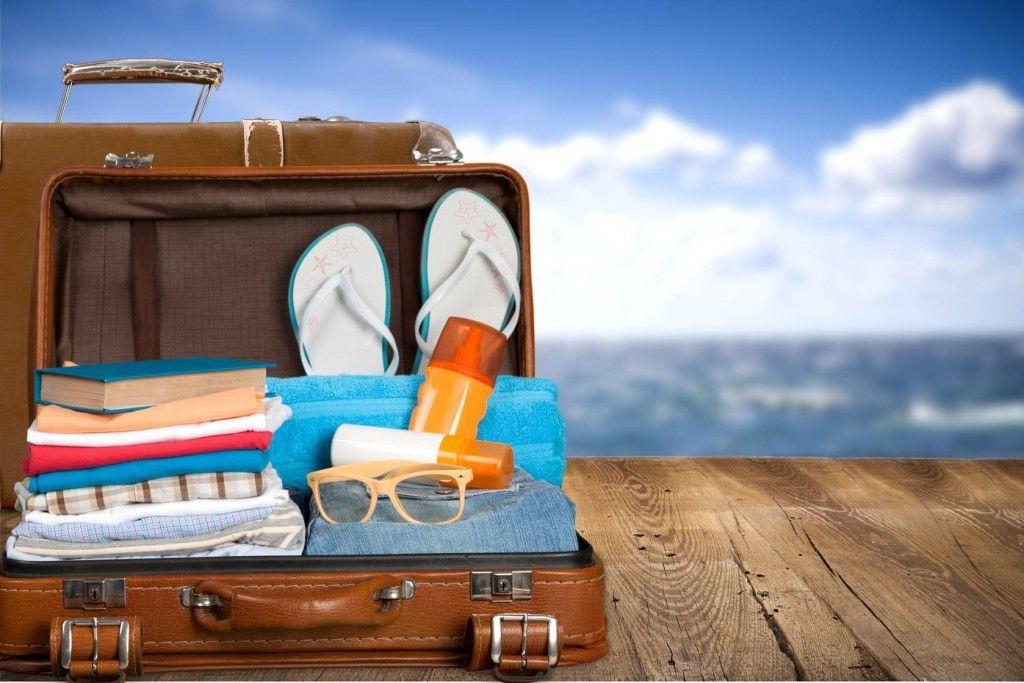 чемодан российского туриста